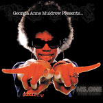 Georgia Anne Muldrow - Ms. One CD