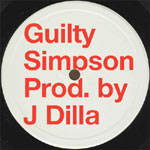 "Guilty Simpson - Stress 12"" Single"