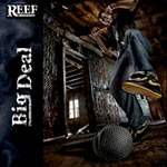 "Reef The Lost Cauze - Big Deal 12"" EP"