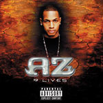 AZ - 9 Lives CD