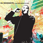 DL Incognito - A Captured Moment In Time CD