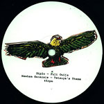 "Diplo - Fuji Ouija (UK import) 12"" Single"