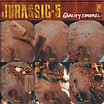 "Jurassic 5 - Quality Control 12"" Single"