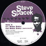 "Steve Spacek - Baby Baby (EP 1) 12"" Single"