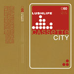 Lushlife - Cassette City CD