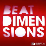 "Various Artists - Beat Dimensions vol.2 #2 12"" EP"