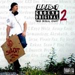 DJ JS-1 - No Sellout (w/MP3 CD) 2xLP