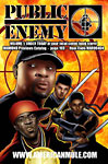 Chuck D. & Adam Wallenta - Public Enemy (Nos. 1-5) Book