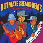 Ultimate Breaks & Beats - Instrumentals Vol. 2 2xLP