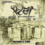 Blaq Poet & Premier - Blaqprint Instrumentals LP