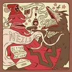 Neila - Better Late Than Never CD