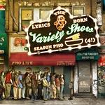 Lyrics Born - Variety Show: Season Pho CD