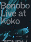 Bonobo - Live at Koko DVD