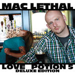 Mac Lethal - Love Potion 5 CD