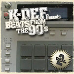 K-Def - Beats From the 90s vol.2 LP