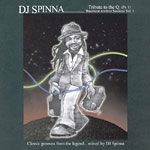 DJ Spinna - Tribute To The Q Part 1 CD