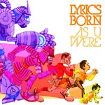 Lyrics Born - As U Were CD