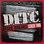 DITC - Rare Breaks: Stack Two CD