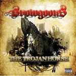 The Snowgoons - The Trojan Horse CD