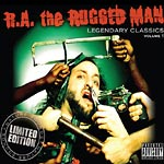R. A. The Rugged Man - Legendary Classics vol. 1 CD+DVD