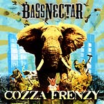 Bassnectar - Cozza Frenzy CD