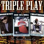 Triple Play - The Second Inning CD EP