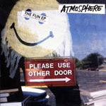 Atmosphere - The Fun EP: Happy Clown 8 CD EP