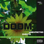 MF Doom - Unexpected Guests CD
