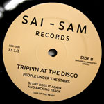 "People Under The Stairs - Trippin At The Disco 12"" Single"