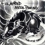 Evil-Minded Metal Phoenix - Year of the Earth Rat CD EP