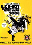 Various Artists - UK B-Boy Championships 08 DVD-R