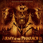 Army of the Pharaohs - The Unholy Terror CD