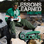 Opoetik & DJ Dopeshoes - Lessons Learned 2xCDR
