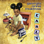 Georgia Anne Muldrow - Early CD