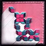 "Boom Bip - Sacchrilege (pink vinyl) 12"" EP"