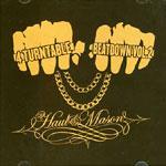 DJ Haul & Mason - 4-Turntable Beatdown v2 CD