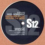 "Main Ingredient - Happiness Is Just Around 12"" Single"