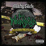 Mitchy Slick / Wrongkind - Yellow Tape CD