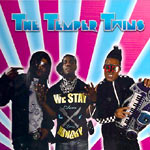 The Temper Twins - The Temper Twins CD