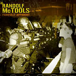 Randolf McTools - Painfully Apparent CD