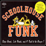 Various Artists - Schoolhouse Funk CD