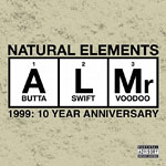 Natural Elements - 1999: 10 Year Anniversary CD