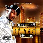 Young Mass presents - The Best of Daygo City CD