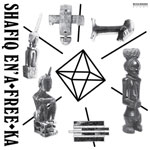 "Shafiq Husayn (Sa-Ra) - Shafiq En A-Free-Ka 10"" EP"