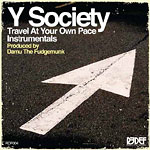 Y Society - Travel At...Instrumentals CD