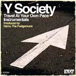 Y Society - Travel At...Instrumentals CD