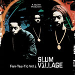 Slum Village - Fantastic Vol.1(re-issue) CD