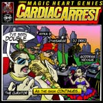 Magic Heart Genies - Cardiac Arrest CD