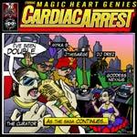 Magic Heart Genies - Cardiac Arrest CD
