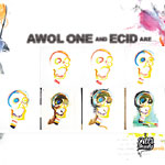 Awol One and Ecid - Awol One and Ecid are... CD